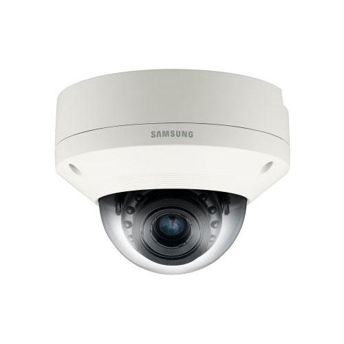 Camera supraveghere Dome IP Samsung SNV-6084R, 2 MP, IR 15 m, 3 - 8.5 mm