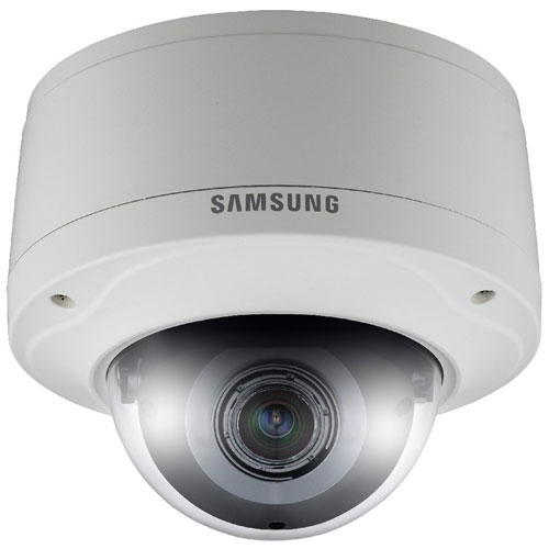 Camera supraveghere Dome IP Samsung SNV-7080, 3 MP, IP66 , 3 - 8.5 mm