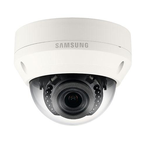 Camera supraveghere Dome IP Samsung SNV-L5083R, 1.3 MP, IR 20 m, 2.8 - 12 mm