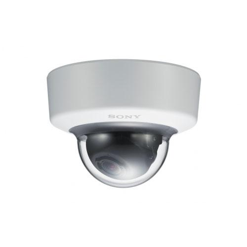 Camera supraveghere Dome IP Sony SNC-VM600, 1.3 MP, IK10, 3 - 9 mm