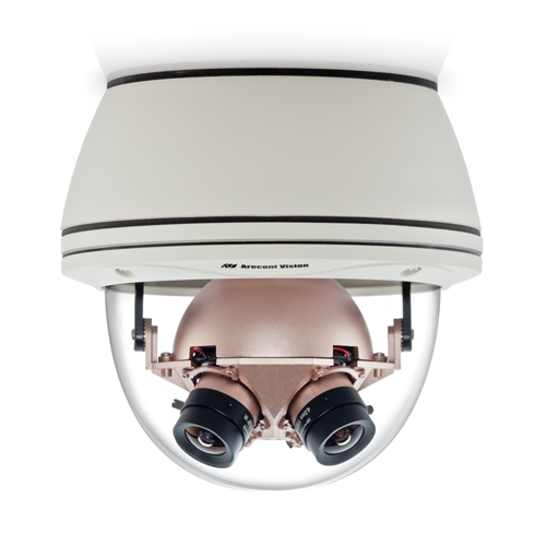 Camera Supraveghere Dome Ip Arecont Av20365dn, 20 Mp, Ip66, 4 X 3.5 Mm