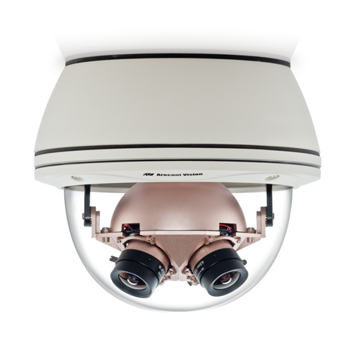 Camera supraveghere Speed Dome IP Arecont AV8365DN, 8 MP, IP66, 4 x 4 mm