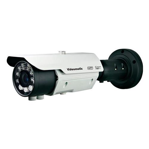 Camera supraveghere exterior IP Videomatix VTX 6012FHD, 3 MP, 3.3 - 12 mm imagine spy-shop.ro 2021