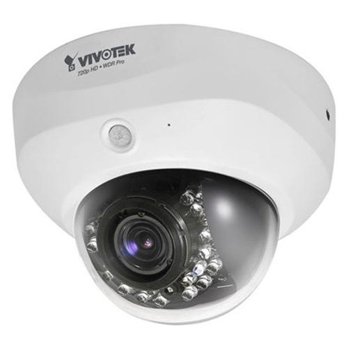 Camera supraveghere Dome IP Vivotek FD8135H, 1 MP, IR 20 m, 3 - 9 mm imagine spy-shop.ro 2021
