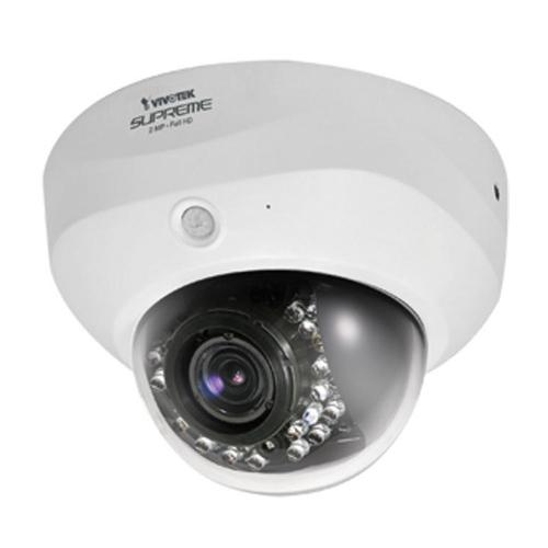 Camera supraveghere Dome IP Vivotek FD8162V, 2 MP, IR 15 m, 3 - 9 mm