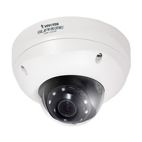 Camera supraveghere Dome IP Vivotek FD8363, 2 MP, IR 15 m, 3 - 9 mm