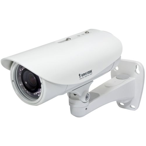 Camera supraveghere exterior IP Vivotek IP8335H, 1 MP, IR 20 m, 93 - 9 mm