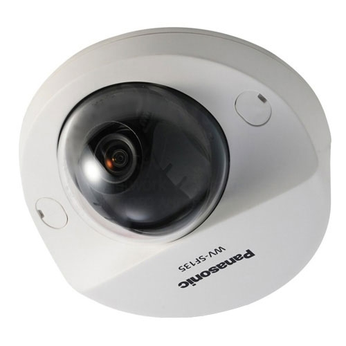 Camera Supraveghere Dome Ip Panasonic Wv-sf135, 1.3 Mp, 1.3 Mm