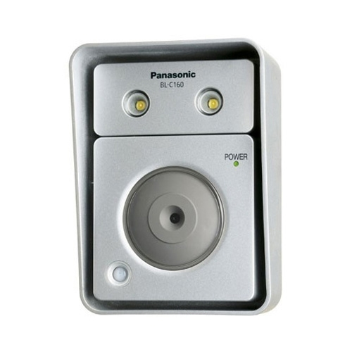 Camera supraveghere exterior IP Panasonic BL-C160, VGA