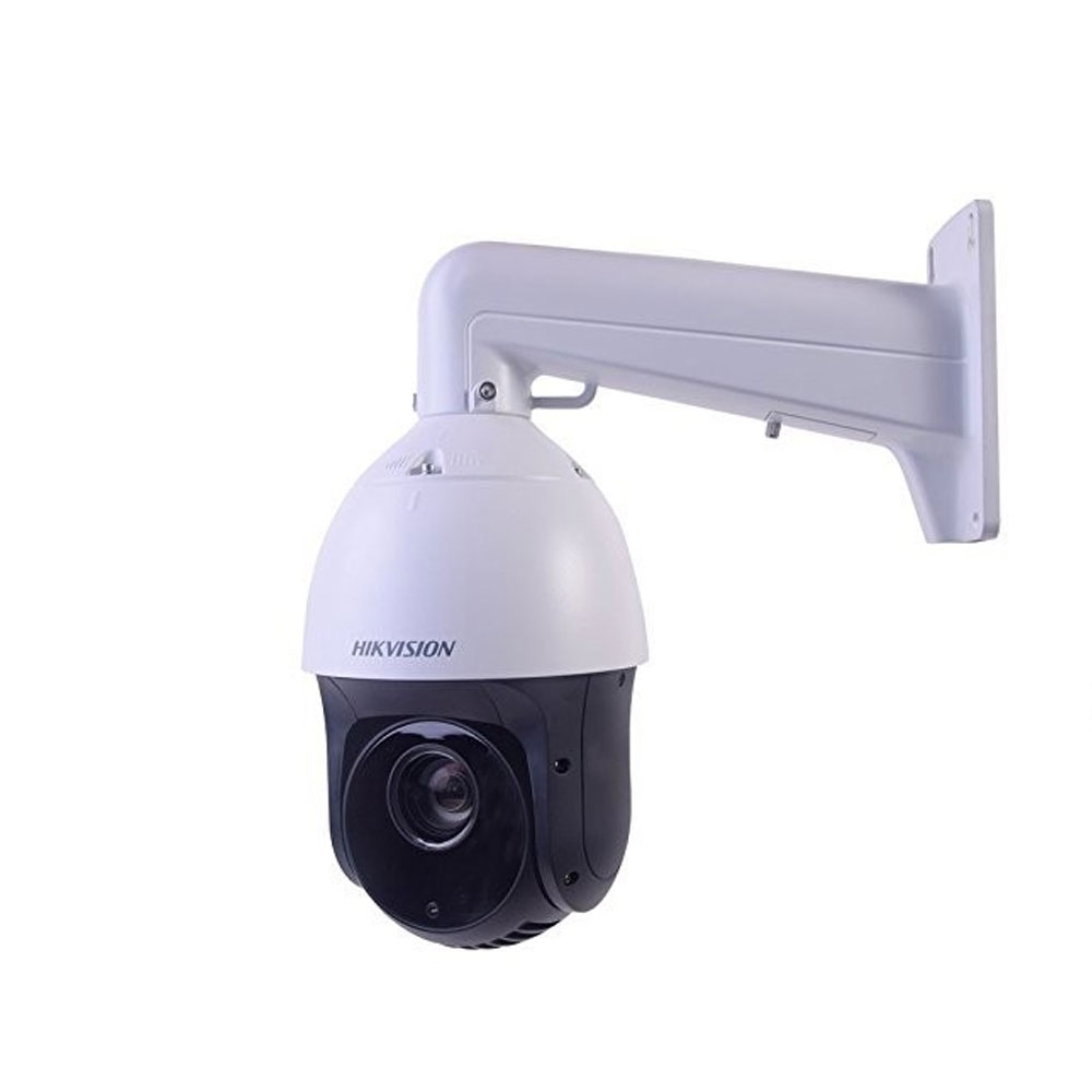 Camera supraveghere Speed Dome IP Hikvision DS-2DE4220IW-DE, 2 MP, IR 100 m, 4.7-94.0 mm, 20x + suport
