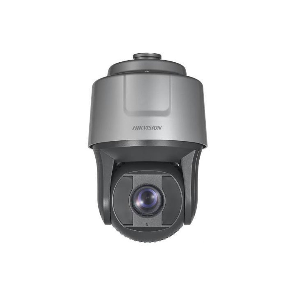 Camera supraveghere IP Speed Dome Hikvision PTZ AcuSense DeepLearning DarkFighterX DS-2DF8225IH-AEL D, 2MP, IR 200 m, 4.8-120 mm, slot card, 25x imagine