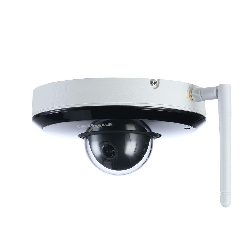 Camera supraveghere IP Dome wireless PTZ Dahua SD1A203T-GN-W, 2 MP, IR 15 m, 2.7-8.1 mm, microfon imagine