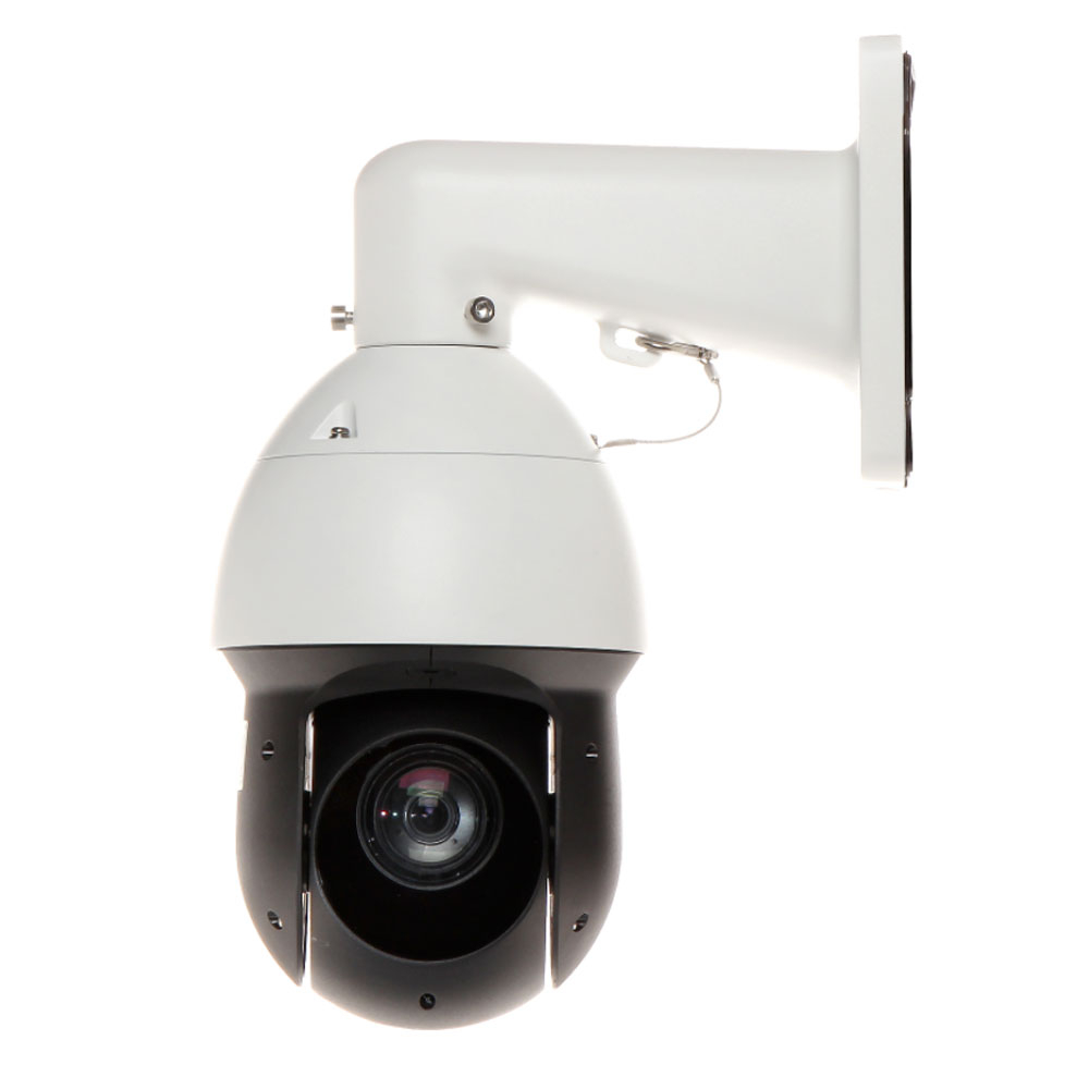 Camera supraveghere IP Speed Dome PTZ Dahua Starlight WizSense SD49425XB-HNR, 4 MP, IR 100 m, 4.8-120 mm, slot card, motorizat, 25X imagine