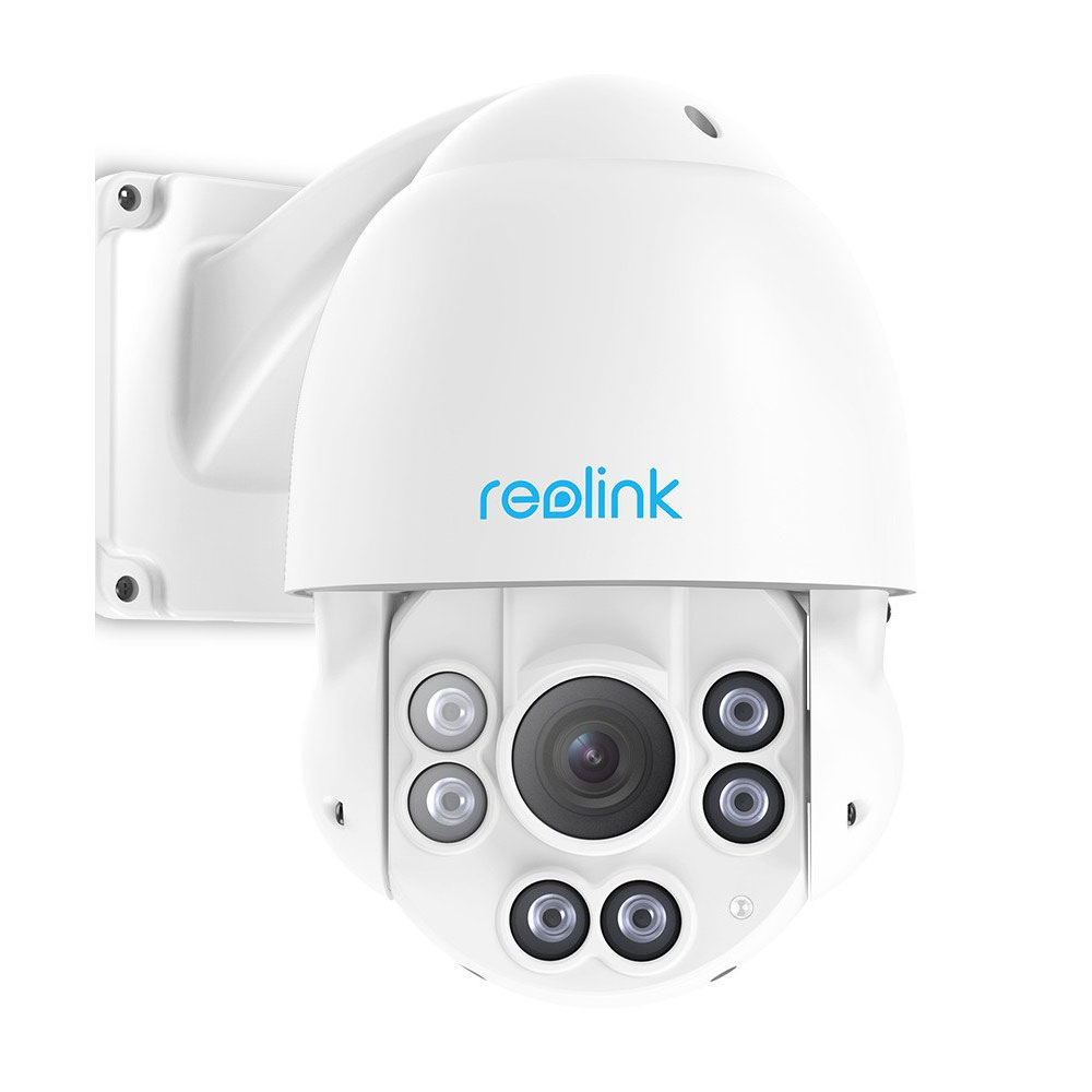 Camera supraveghere IP Speed Dome Reolink RLC-423-5MP, 5 MP, IR 60 m, 2.7 - 12 mm imagine