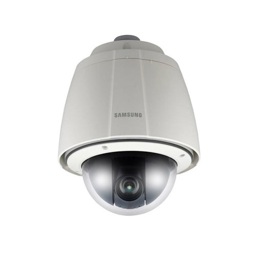 Camera supraveghere Speed Dome IP Samsung SNP-6200H, 2 MP, IP66, 4.45-89 mm