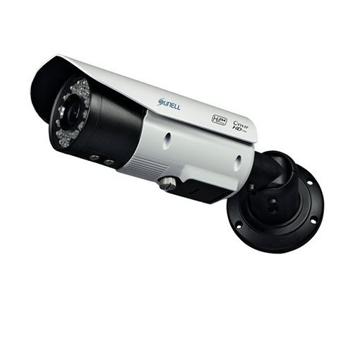 Camera supraveghere exterior IP Sunell SN-IPR55/20ANDN, 2 MP, IR 40 m, 3.3 - 12 mm