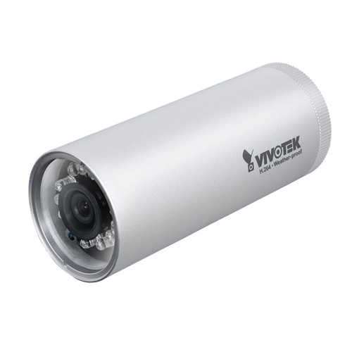 Camera supraveghere exterior IP Vivotek IP8331, 1.4 MP, IR 10 m, 4 mm