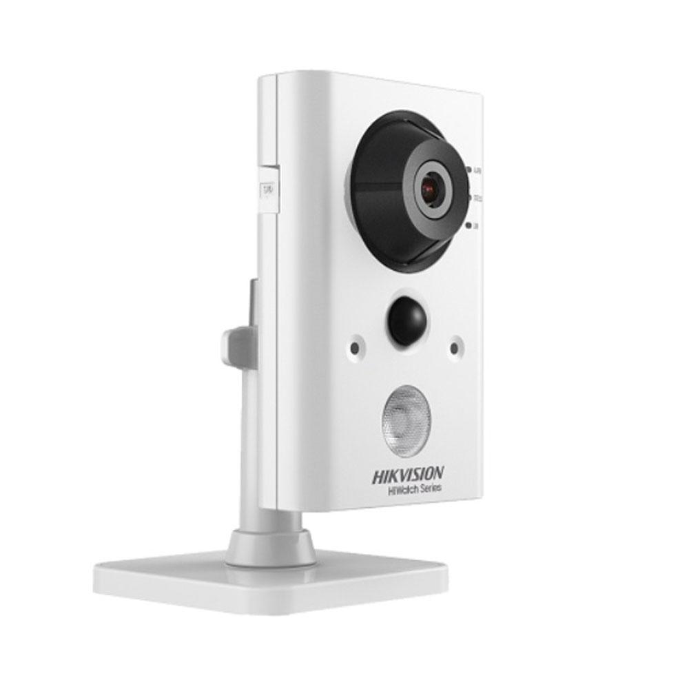 Camera supraveghere IP WiFi Hikvision HiWatch HWC-C220-D/W, 2 MP, 2.8 mm, IR 10 m, PIR 10 m imagine