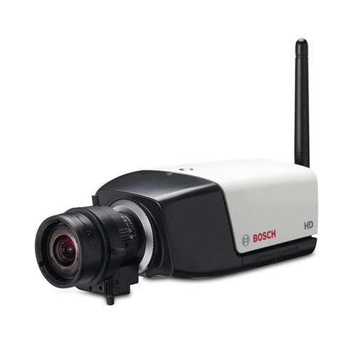 Camera supraveghere IP wireless Bosch NBC-265-W, 1 MP, 2.8 - 8 mm