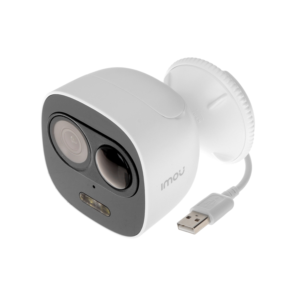 Camera supraveghere IP wireless Dahua IMOU IPC-C26E-IMOU, 2 MP, IR 10 m, 2.8 mm, sirena incorporata, microfon imagine spy-shop.ro 2021
