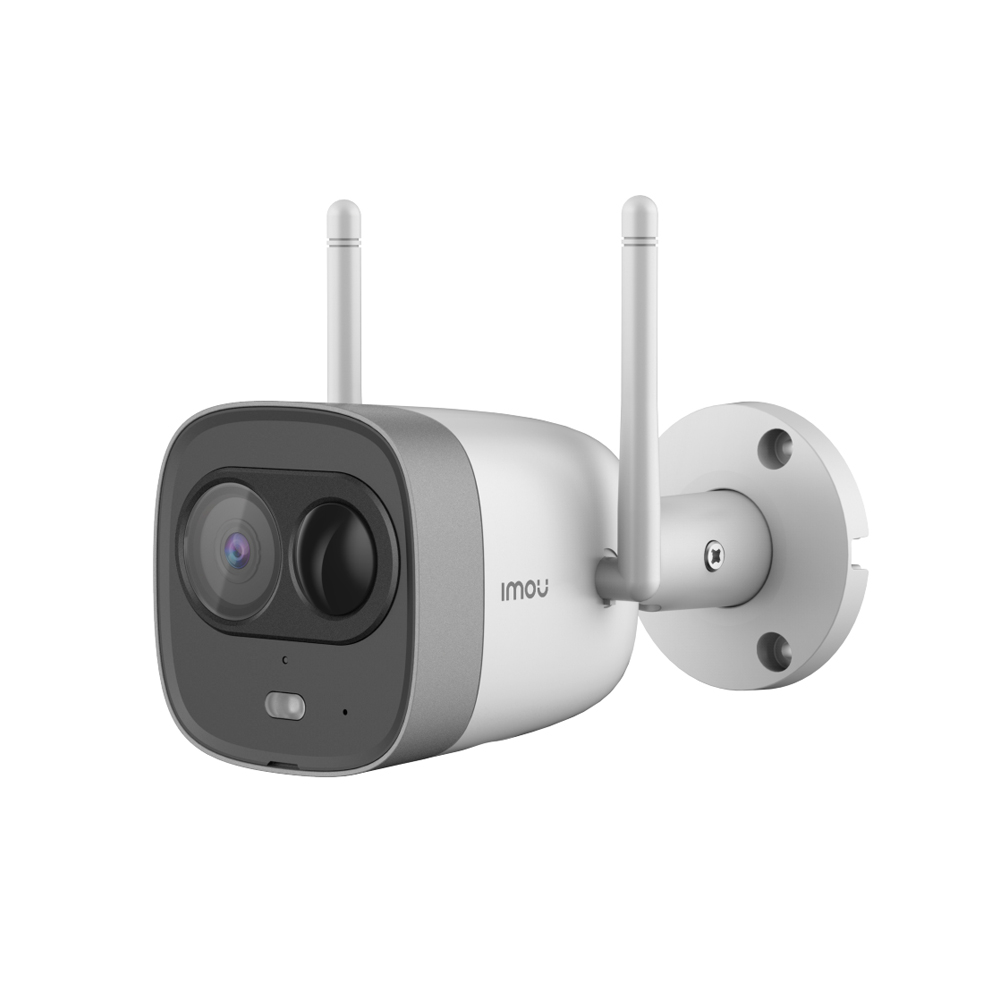 Camera supraveghere IP wireless Dahua IMOU IPC-G26E-IMOU, 2 MP, IR 30 m, 2.8 mm, sirena 110dB, microfon imagine
