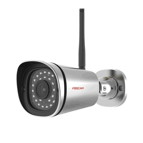 Camera supraveghere IP wireless Foscam FI9900P, 2 MP, IR 20 m, 2.8 mm
