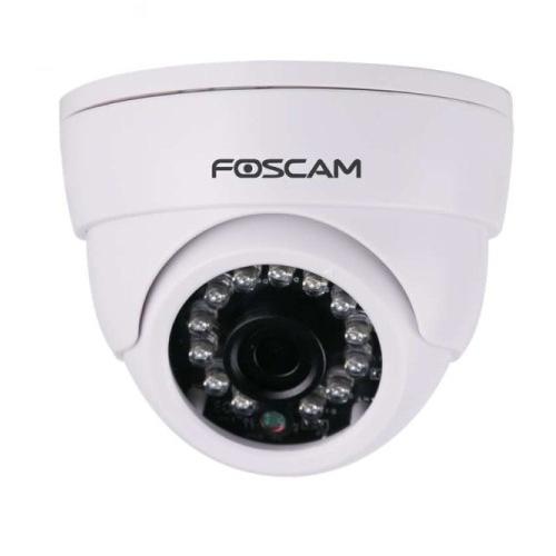 Camera supraveghere IP wireless Dome Foscam FI9851P, 1 MP, IR 10 m, 2.8 mm