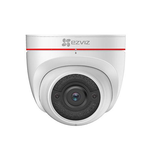 Camera supraveghere IP Wireless EZVIZ CS-CV228-A0-3C2WFR, 2 MP, IR 30 m, 2.8 mm, slot card