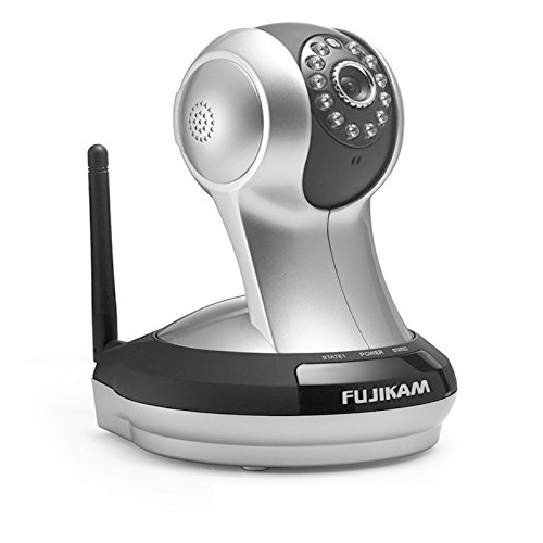 Camera supraveghere IP wireless Fujikam FI-361m 1.3 MP, IR 10 m, 3.6 mm imagine spy-shop.ro 2021