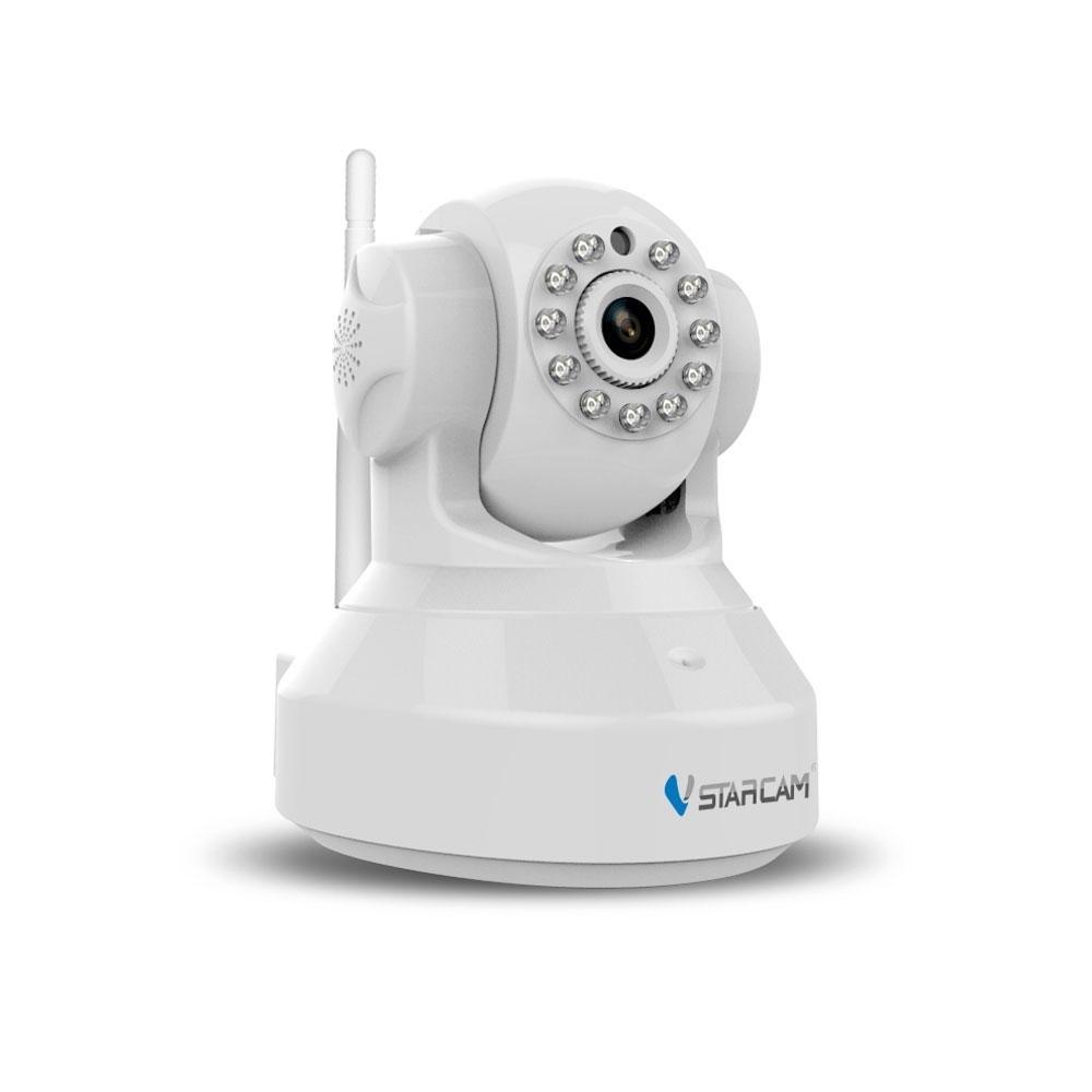 Camera supraveghere IP wireless Vstarcam C7837WIP, 1 MP, IR 10 m, 3.2 mm