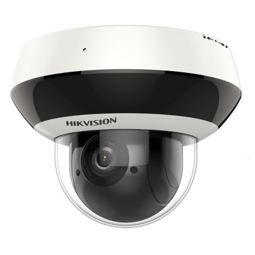 Camera supraveghere IP wireless Hikvision DarkFighter DS-2DE2A404IW-DE3/W, 4 MP, IR 20 m, 2.8 - 12 mm, PTZ, microfon imagine