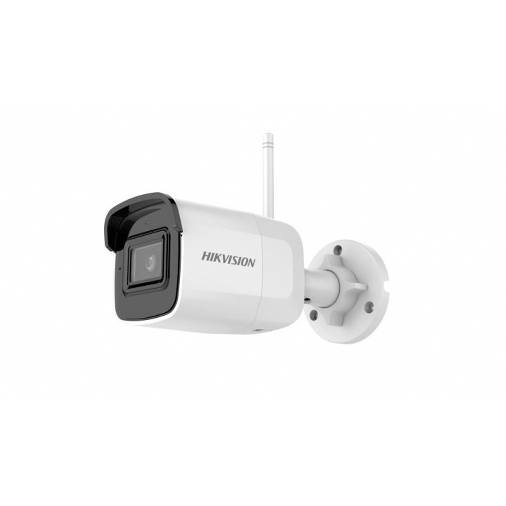 Camera supraveghere IP wireless Hikvision DS-2CD2041G1-IDW1, 4 MP, IR 30 m, 2.8 mm