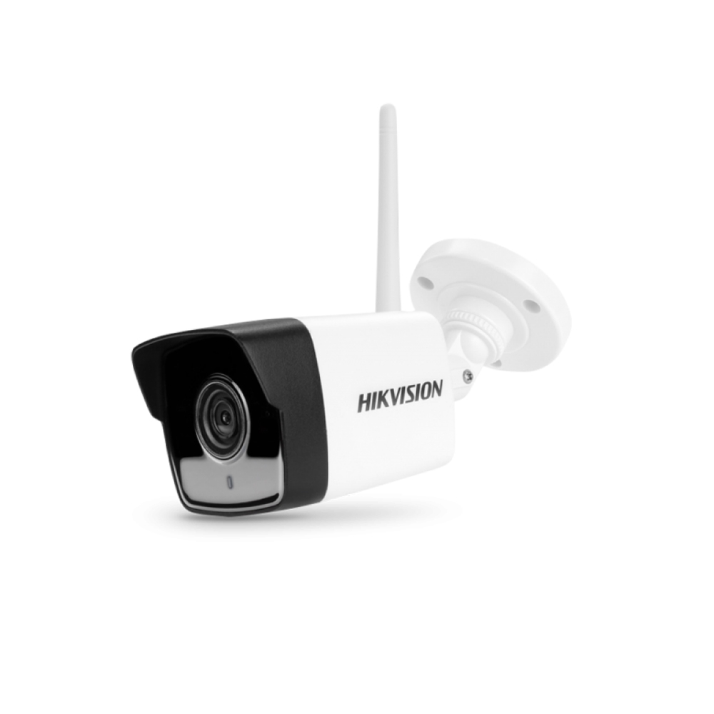 Camera supraveghere IP wireless Hikvision DS-2CV1021G0-IDW1, 2 MP, IR 30 m, 2.8 mm, microfon imagine spy-shop.ro 2021