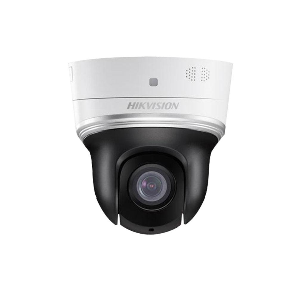 Camera supraveghere PTZ IP wifi Hikvision DS-2DE2204IW-DE3/W, 2 MP, IR 30 m, PoE, 2.8 - 12 mm imagine