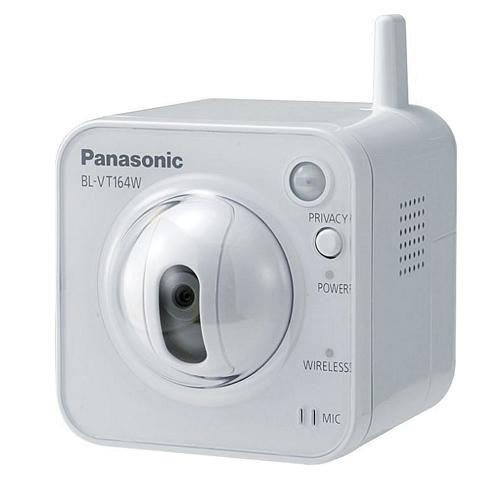 Camera supraveghere IP wireless Panasonic BL-VT164W, 1 MP, 3.6 mm