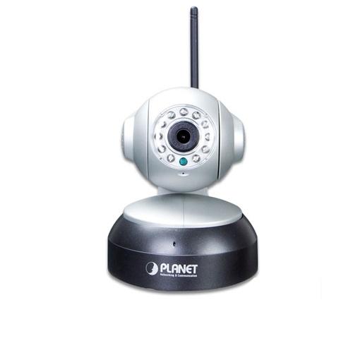 Camera supraveghere IP wireless Planet ICA-W7100, 2 MP, IR 10 m, 3.6 mm
