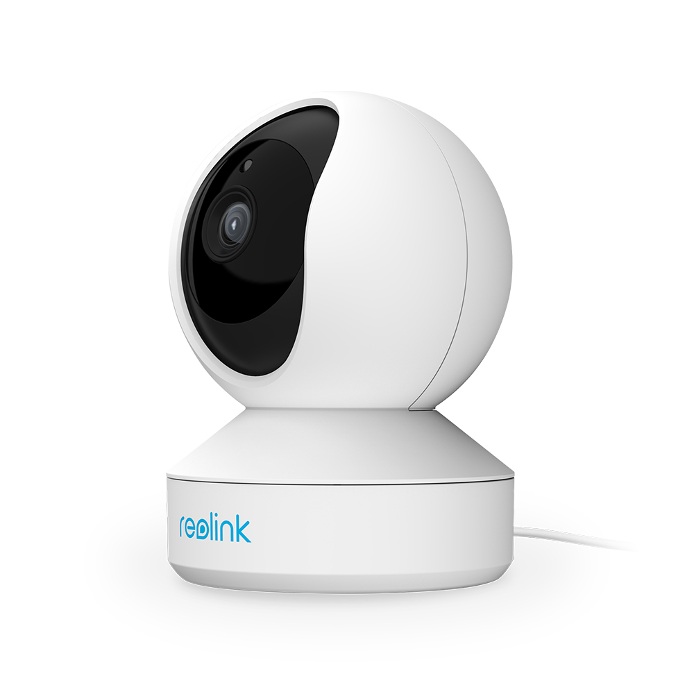 Camera supraveghere IP wireless Reolink E1, 3 MP, IR 12 m, 4 mm, slot card, microfon
