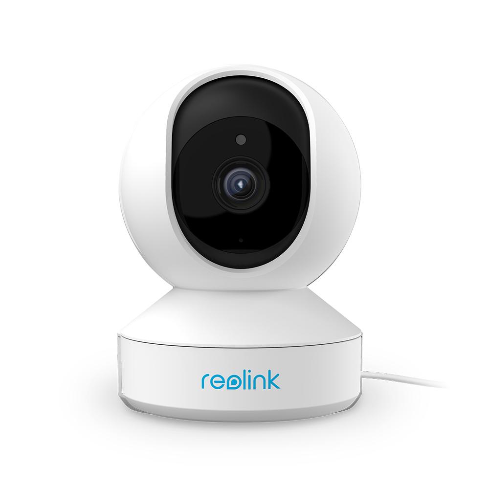 Camera supraveghere IP wireless Reolink E1 PRO, 4 MP, IR 12 m, 4 mm, microfon imagine