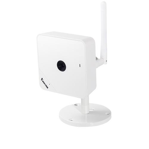 Camera supraveghere IP wireless Vivotek IP8130W, 1 MP, 3.45 mm