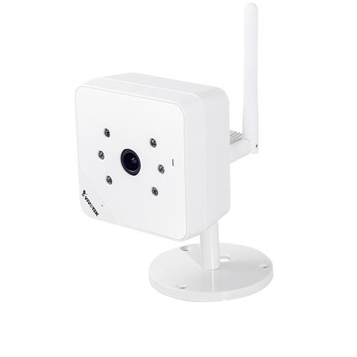 Camera supraveghere IP wireless Vivotek IP8131W, 1 MP, IR 6 m, 3.6 mm