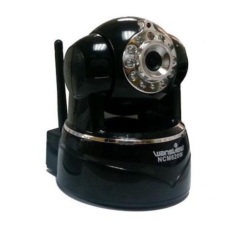 Camera Supraveghere Ip Wireless Wansview Ncm620w, 1 Mp, Ir 8 M, 3.6 Mm