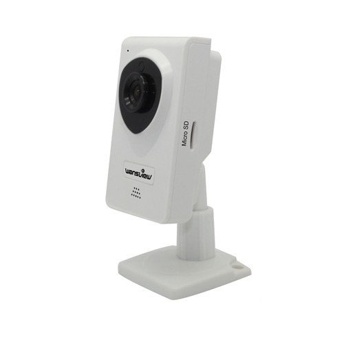Camera Supraveghere Ip Wireless Wansview Ncm629gb, 1 Mp, Ir 5 M, 3.6 Mm