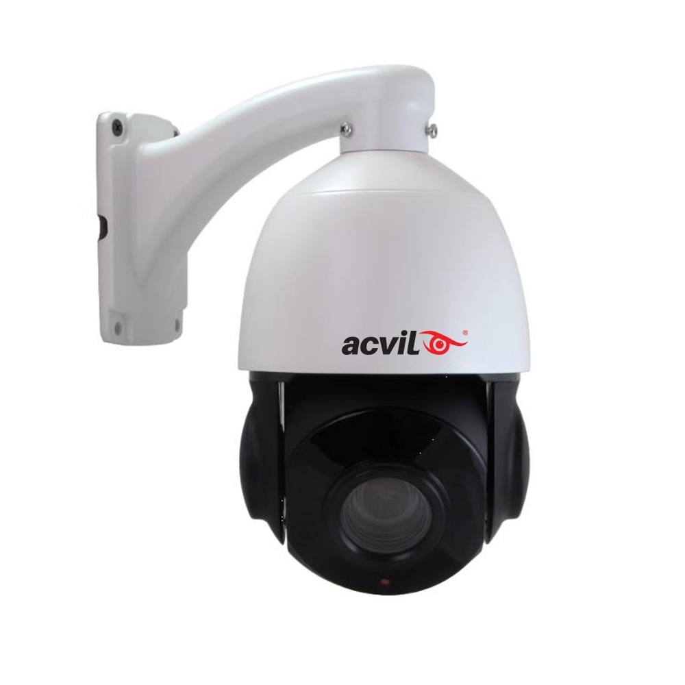 Camera supraveghere Mini Speed Dome Acvil AHD SPD-18X60-1080P, 2.1 MP, IR 60 m, 4.7 - 84.6 mm, 18x