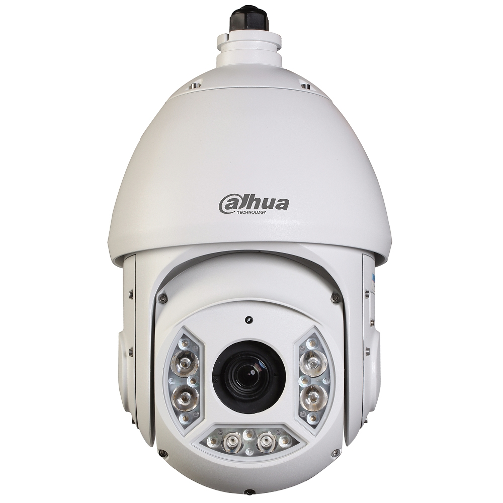 Camera supraveghere Speed Dome Dahua SD6C225I-HC, 2 MP, IR 150 m, 4.8 - 120 mm, 25x