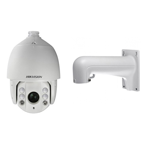 Camera supraveghere Speed Dome Hikvision TurboHD DS-2AE7230TI-A, 2 MP, IR 120 m, 4 - 120 mm, 30x + Suport