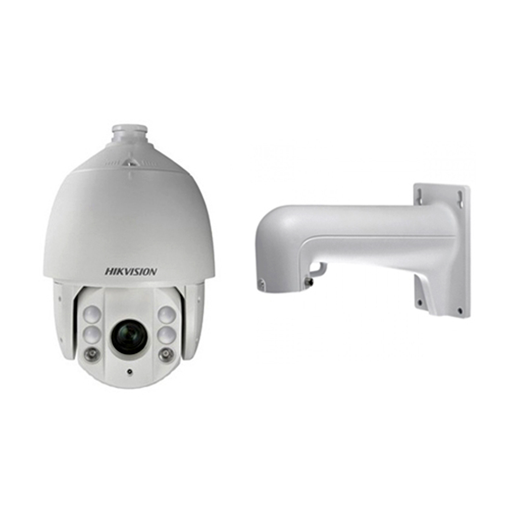 Camera supraveghere Speed Dome Hikvision TurboHD DS-2AE7230TI-A, 2 MP, IR 120 m, 4 - 120 mm, 30x + Suport imagine spy-shop.ro 2021