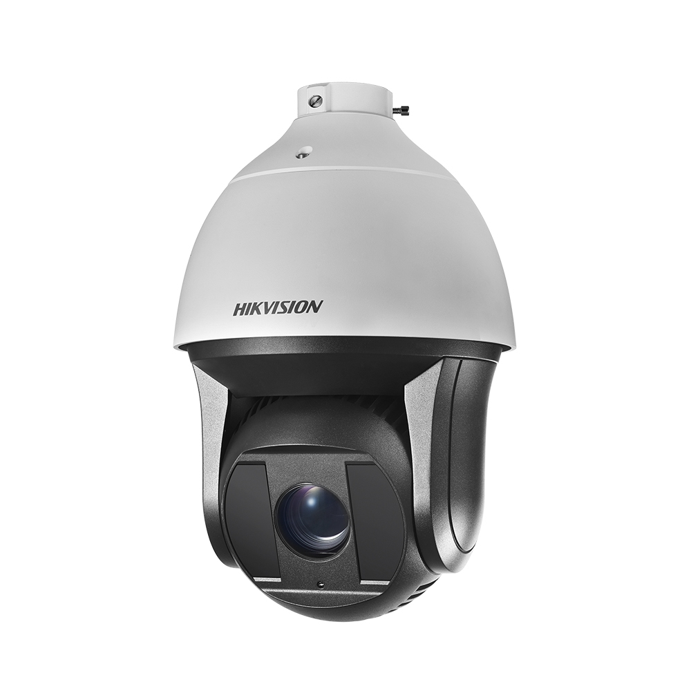 Camera supraveghere Speed Dome IP Hikvision DarkFighter DS-2DF8225IX-AEL, 2 MP, IR 200 m, 5,7 - 142.5 mm, 25x + suport