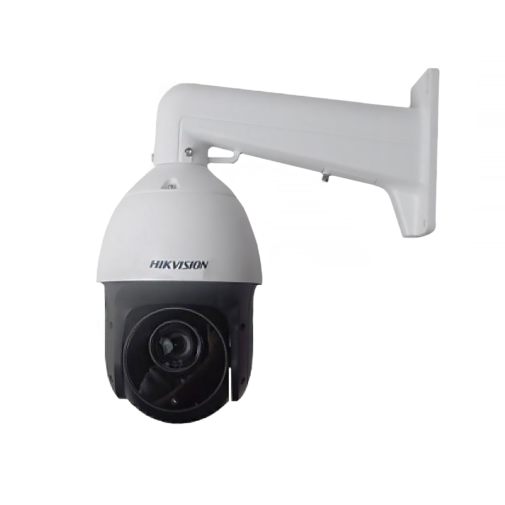 Camera supraveghere Speed Dome IP Hikvision DS-2DE5220IW-AE, 2 MP, IR 150 m, 4.7-94.0 mm + suport imagine