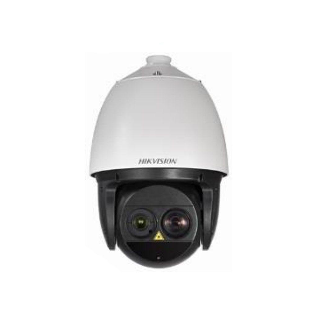 Camera supraveghere IP Speed Dome Hikvision PTZ DarkFighter DS-2DF7232I5X-AEL, 2MP, laser 500 m, 4.8 - 153 mm, motorizat, slot card, 32x imagine