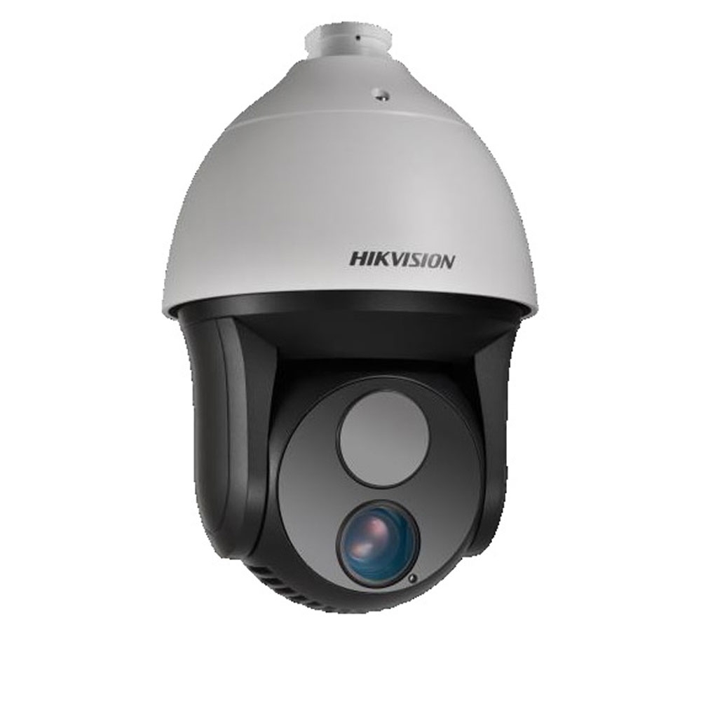 Camera supraveghere termica Speed Dome IP Hikvision DS-2TD4035D-50, 2 MP, IR 150 m, 50 mm